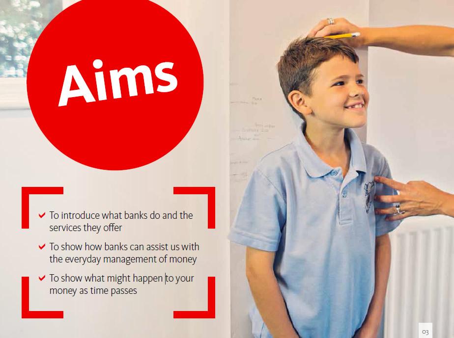 Santander Moneywise Workshops Prior Weston Primary School